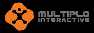Multiplo Interactive – Inovação e Criatividade em sites e portais Logo